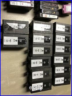 Used hp ink cartridges, 71 Total, 64 Virgin