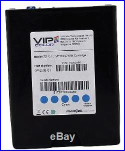VP700 VIPColor Memjet Cyan Ink Cartridge