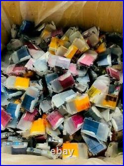 Virgin Empty Genuine Canon Cli-8 Inkjet Cartridges BCMY LOT OF 800