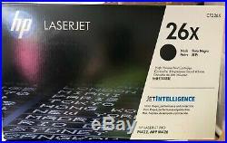 X1 New Genuine HP LaserJet 26x CF226X High Volume Print Cartridge Black M402