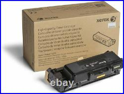 Xerox High Capacity Toner 106R03622 Black